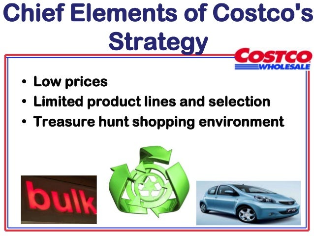 strengths and weakness in costco wholesale corporation mission business model and strategy Costco wholesale corp in retailing 32 pages, mar 2018 us$570 strengths and weaknesses multichannel strategy costco's model makes it a reluctant online player multichannel strategy click-and-collect could support footfall drive.