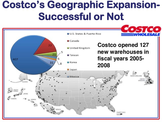Case Study Costco Wholesale In Mission Business Model Stra - Costco us locations map
