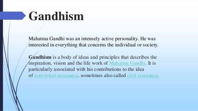 10 principles of gandhi