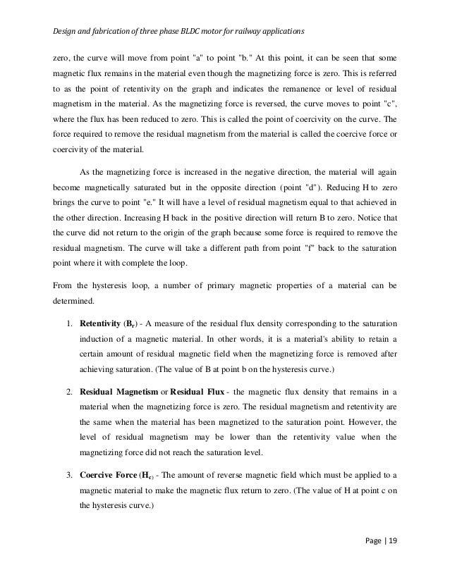 How to mere back emf of bldc motor for Bldc motor design calculations