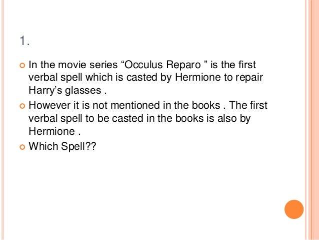Harry Potter Quiz 2015 (mains)