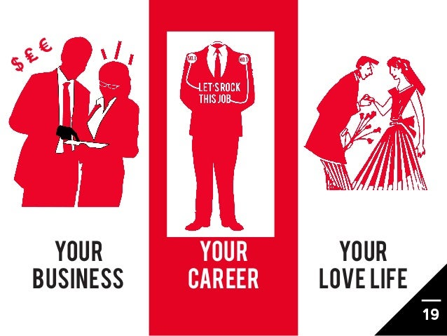 ₤ €$S      YOUR      YOUR      YOUR    BUSINESS   CAREER   LOVE LIFE                                    19