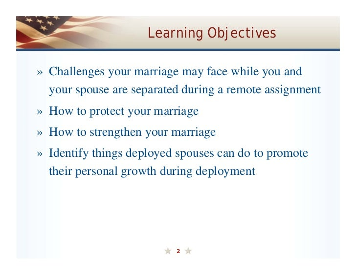 Marriage Your How While Work Separated To On