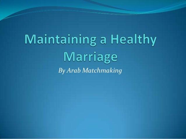 arab matchmaking