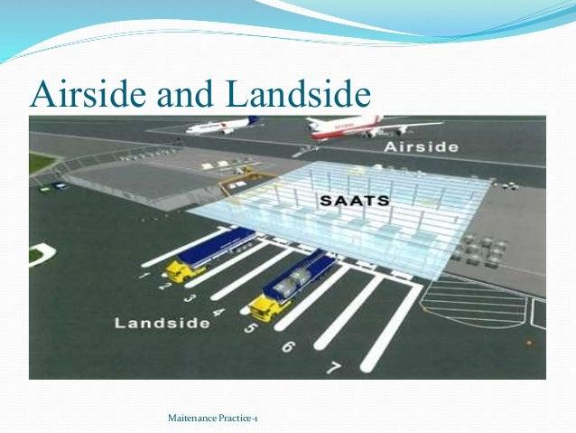 Airside and Landside Maitenance Practice-1