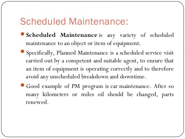 Difference Between Car Service And Maintenance