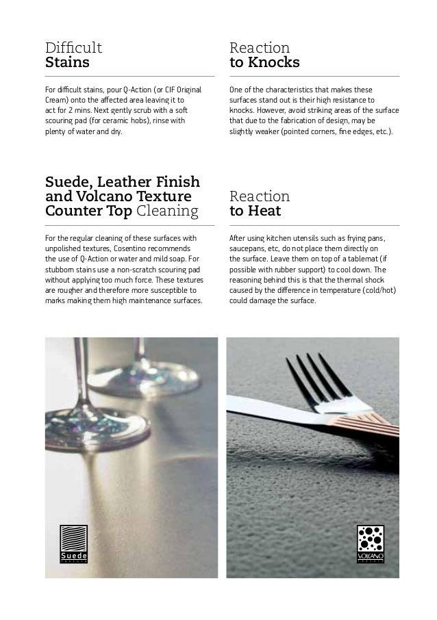Cleaning Silestone Countertops Silestone Maintenance Use En