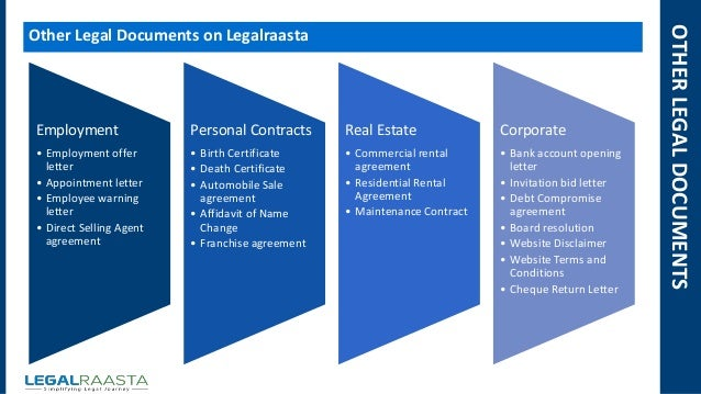 Maintenance contract | format | template | Legalraasta
