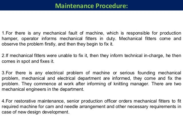 injection molding machine preventive maintenance checklist pdf