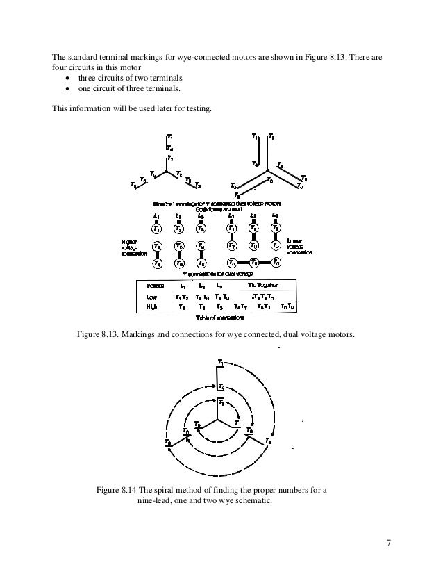 ge dual voltage electric motor wiring diagram ge printable Dual Voltage Motor Wiring Diagrams dual voltage motor wiring nilza net dual voltage motor wiring diagram