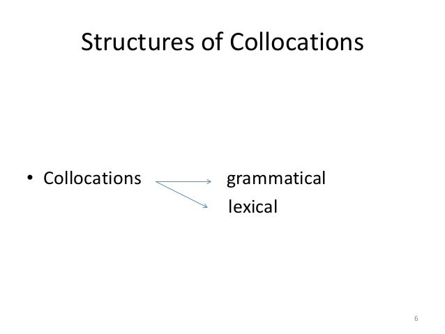 Collocation - A linguistic view and didactic aspects