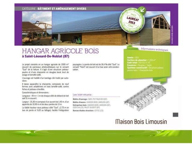 Maison bois limousin maison passive bois ecologique bois for Maison bois limousin prix