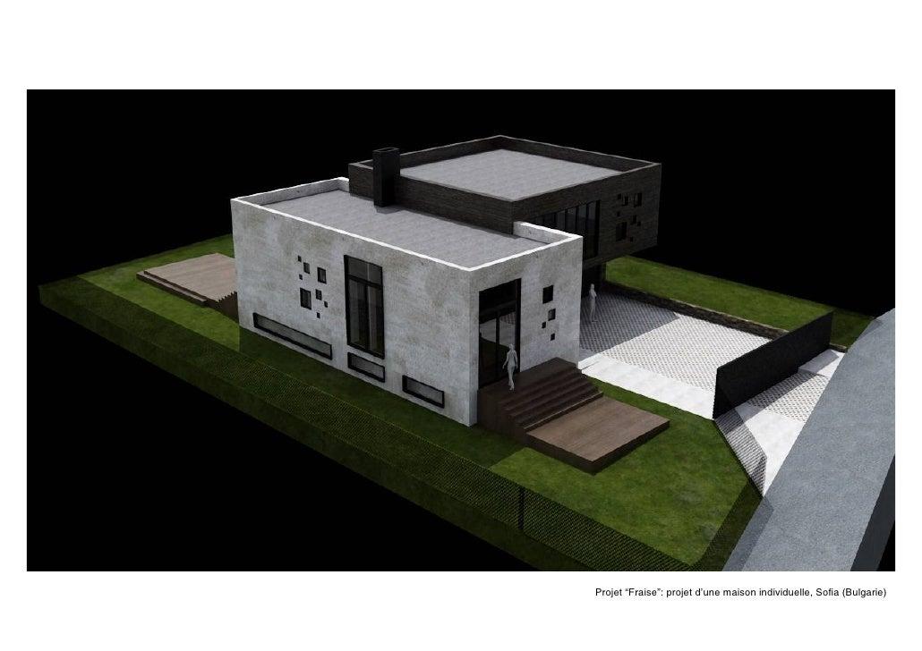... Du0027une Maison à Sofia (Bulgarie) ...