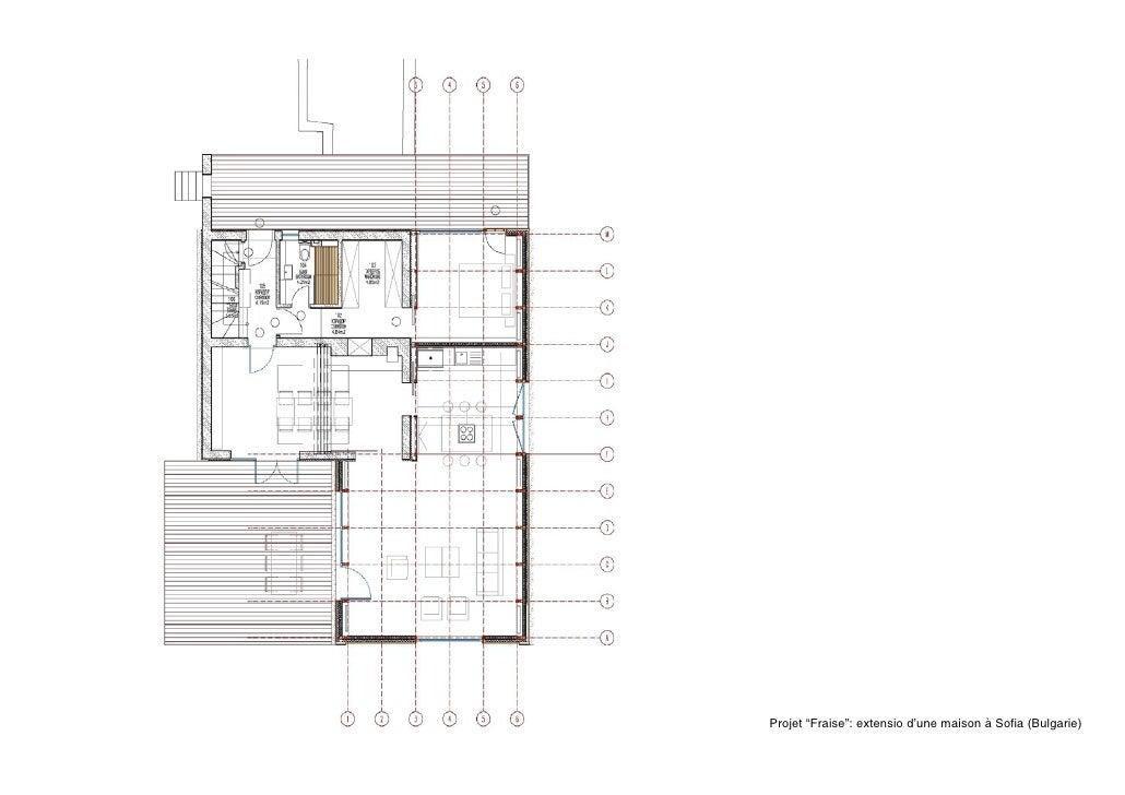 Lovely Projet U201cFraiseu201d: Extension Du0027une Maison, Sofia (Bulgarie) ...