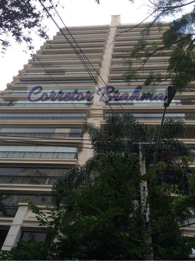 Apartamento Vila Nova Conceição 226m²