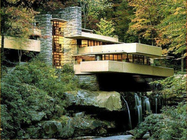 Maisons dans la nature