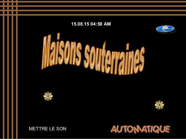 METTRE LE SON 15.08.15 04:58 AM