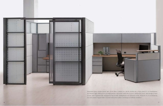 Maispace office cubicles frame and tile panel system brochure 4 5 4 patterned glass planetlyrics Images
