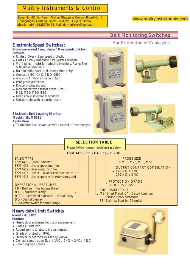 Maitry Instruments & Control   Shop No. 42, 1st Floor, Akshar Shopping Center, Road No. 1,   Udyognagar, Udhana, Surat - 3...
