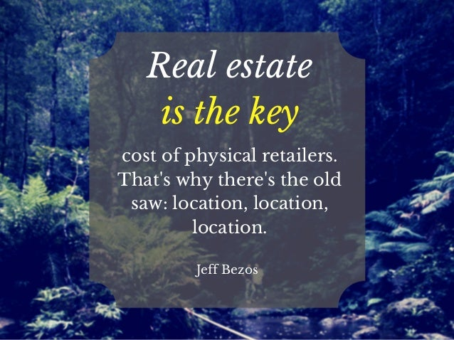 5 inspirational real estate quotes