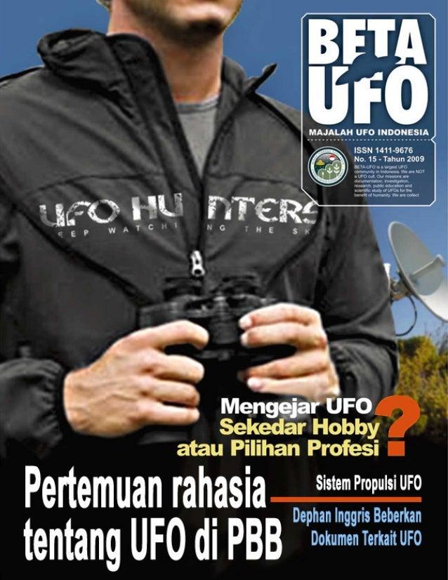 Nomor 15 BETA-UFO1