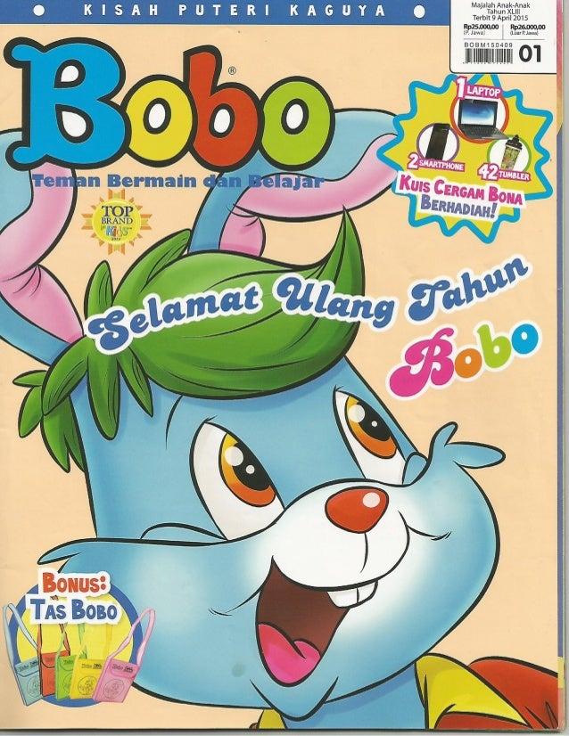 Majalah Bobo Pdf