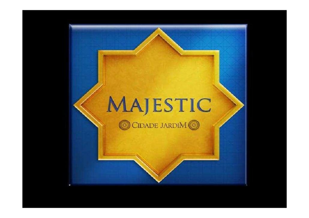 Majestic - Cidade Jardim - Vendas em www-imoveisdorj-com-br ou (21) 3683-0700