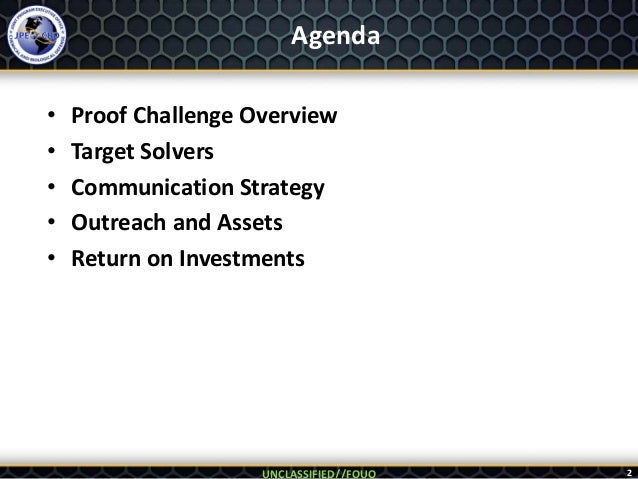 Crowdsourced Innovation by US Department of Defense Slide 2