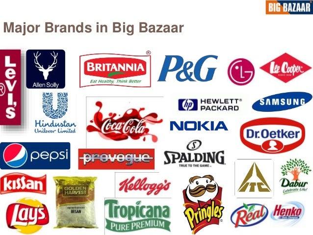 Big Bazaar SWOT Analysis, Competitors & USP