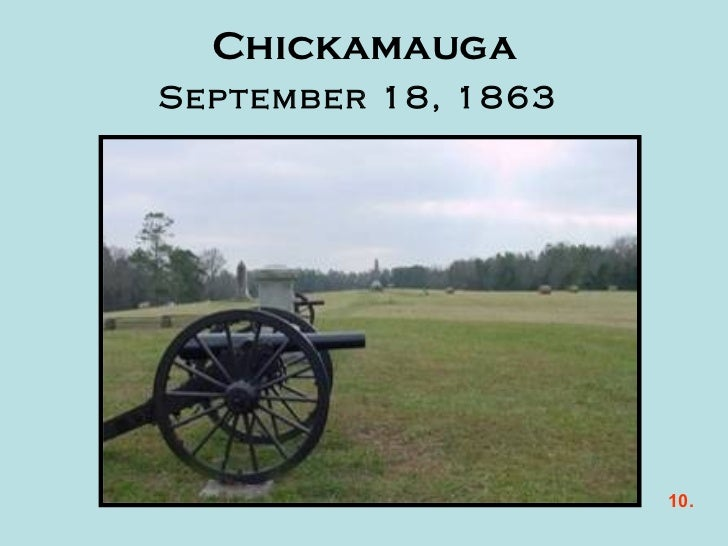 major battles of the american civil war One unlucky virginian witnessed the civil war begin in his kitchen and  to turn  into the first battle of bull run, the first major battle of the war.