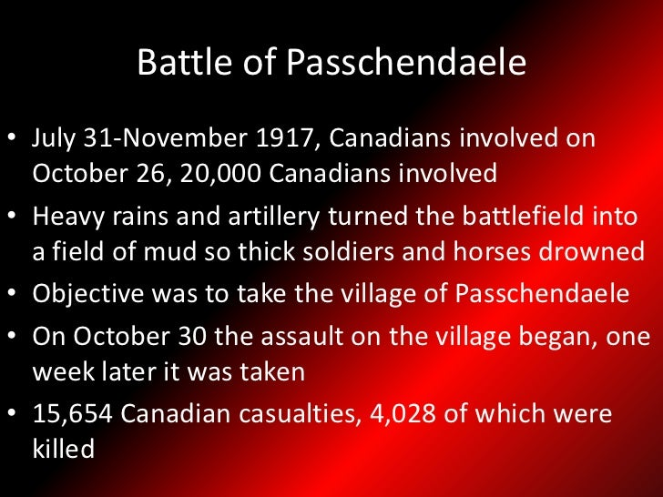 passchendaele essay Primary source essay about battle of passchendaele in 1917 primary source essay about battle of passchendaele in 1917 this primary source essay will analyze the experience of canadian soldiers who fought in the battle of passchendaele in 1917.