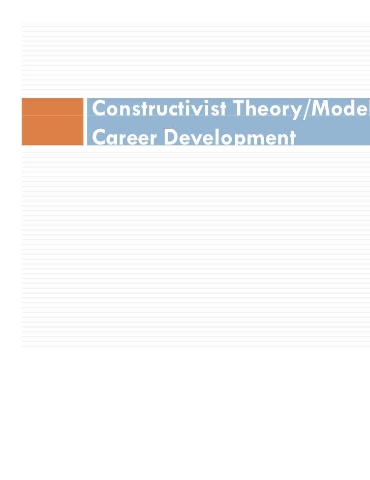 Career Development Issues Facing Women