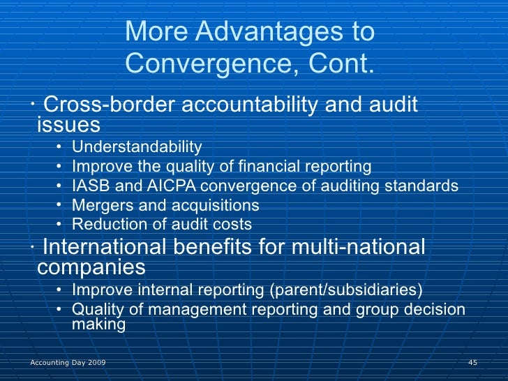 convergence of ifrs and us gaap United states are required to apply us gaap, the securities and exchange commission (sec) continues to explore whether, and if so, when and how to incorporate ifrs standards into the us financial reporting.
