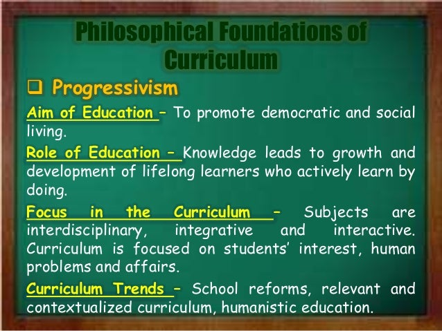 how to develop an educative curriculum