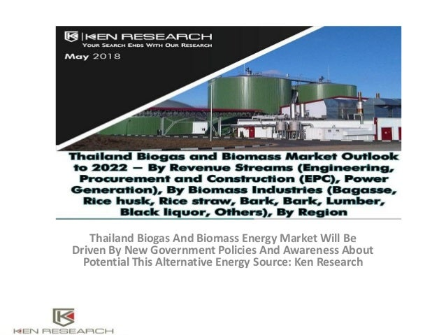 Major players thailand biogas biomass market, Thailand Alternative En…
