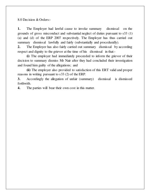 Major project law604