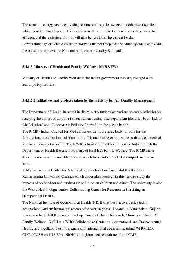 air quality management framework for 46