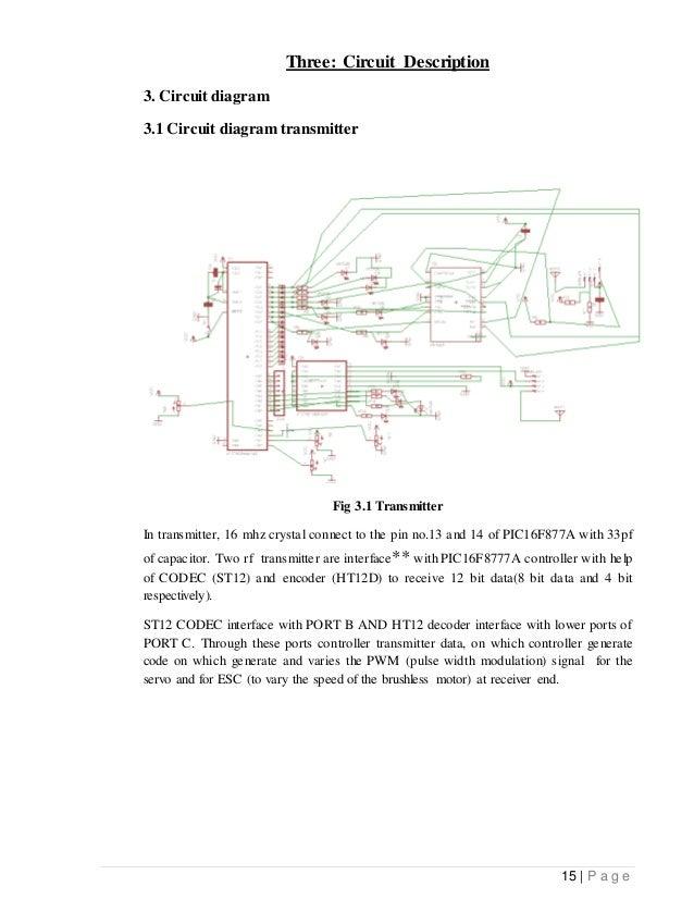 Bi Copter Major Project Report Er Abhishek Upadhyay B Tech  Ece