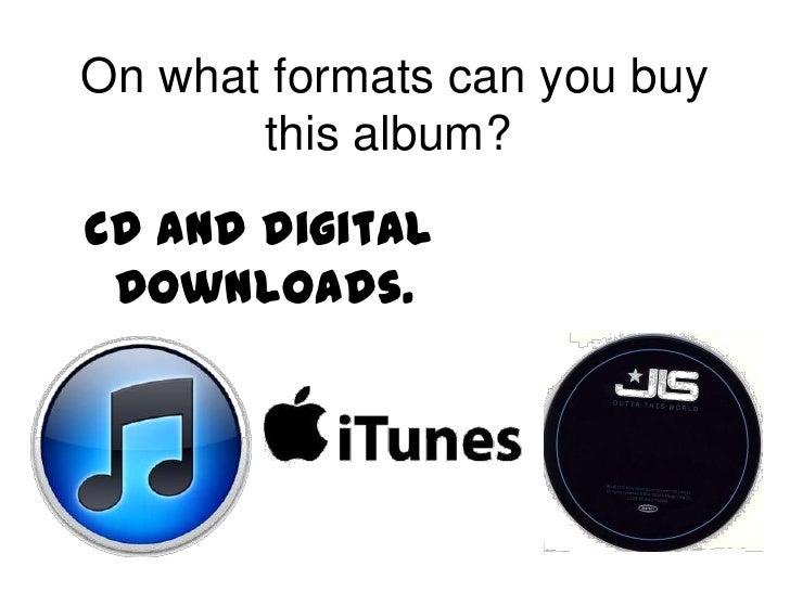 Major Record Label Powerpoint - JLS