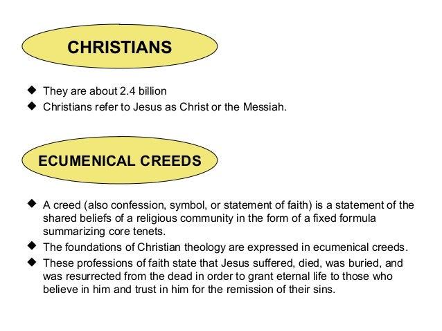 The Creed: The Symbol of Faith