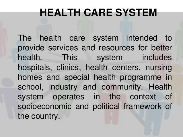 Major stake holder in health care delivery system India