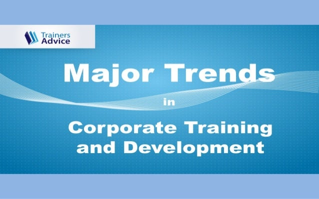 how to become a corporate trainer