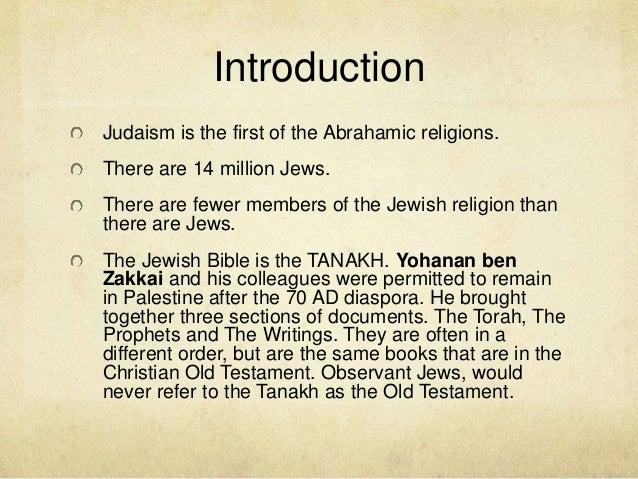Major World Religions - Three major world religions