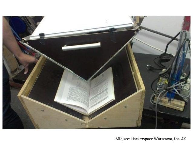 MAKERZY DRUKARKI 3D I BIBLIOTEKI