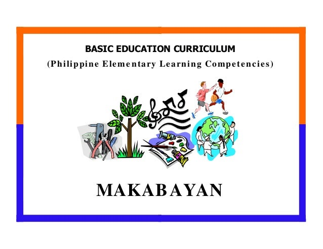 (Philippine Elementary Learning Competencies) MAKABAYAN