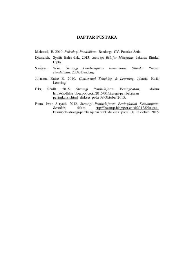 contextual teaching and learning elaine b johnson pdf