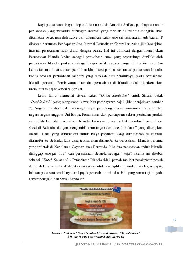 double irish dutch sandwich pdf