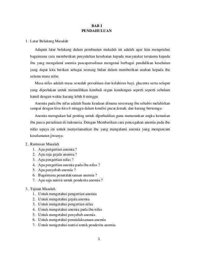 1 BAB I PENDAHULUAN 1. Latar Belakang Masalah Adapun latar belakang dalam pembuatan makalah ini adalah agar kita mengetahu...