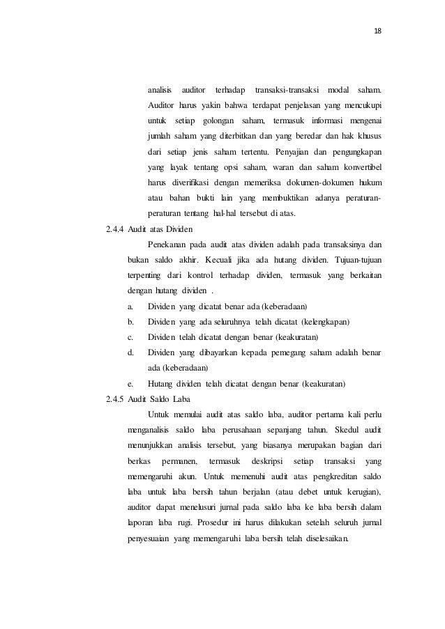 audit atas siklus penggajian Audit atas siklus penggajian dan kepegawaiankelompok 6: hurin  insani (309422427) yochanan heksa (30942242) nur oktavia (309422427149) .