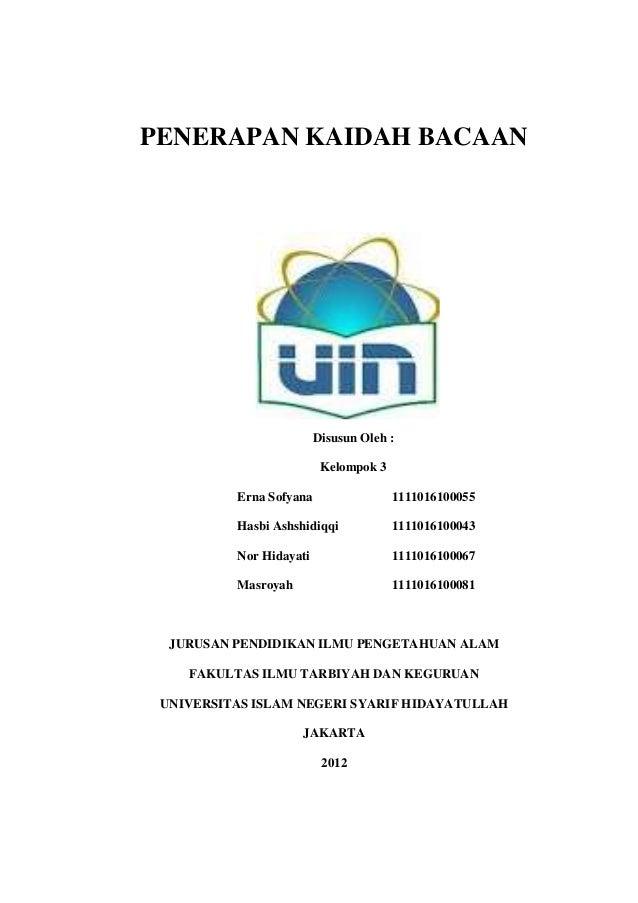 Makalah Bahasa Indonesia Doc